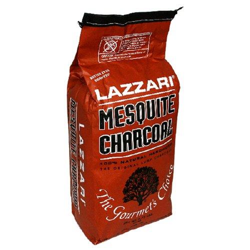 Lazzari, Charcoal Mesquite, 108 Ounce