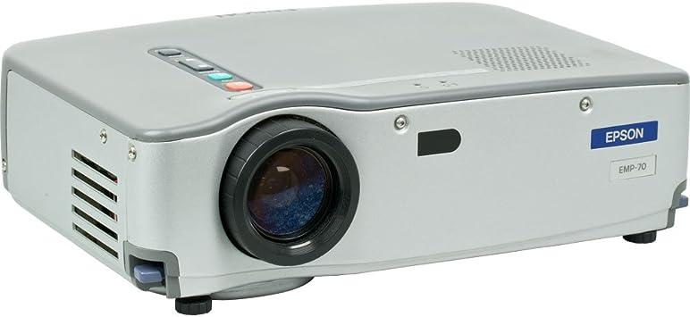 Epson EMP-70 LCD-proyector (XGA 1024 x 768 píxeles, contraste ...