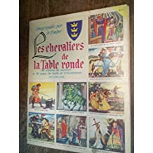 L'encyclopédie par le timbre - les chevaliers de la table ronde - complet - 48 timbres en couleurs et 48 pages de texte et d'illustrations