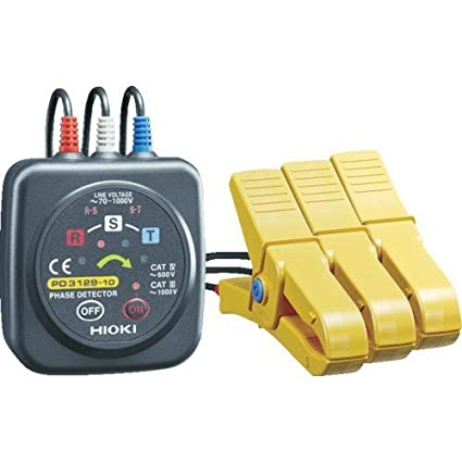 Hioki pd3129 - 10 Non-metal Contacto Detector De Fase