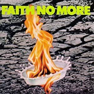 The Real Thing by Faith No More [Music CD]
