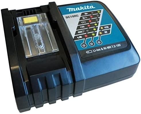 Ion-litio de MAKITA DC18RC 14,4-18V DC18RA 240 V Cargador de ...