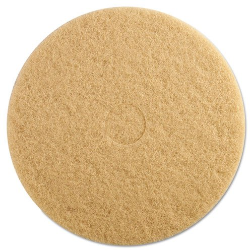 - Boardwalk 4019ULT Ultra High-Speed Floor Pads 19-Inch Diameter Champagne 5/Carton