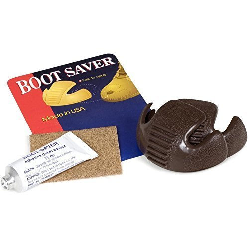 Boot Saver Toe Guards Work Boots Protector - Boot Toe Cover/repair 1 Pair by Money Save Shop