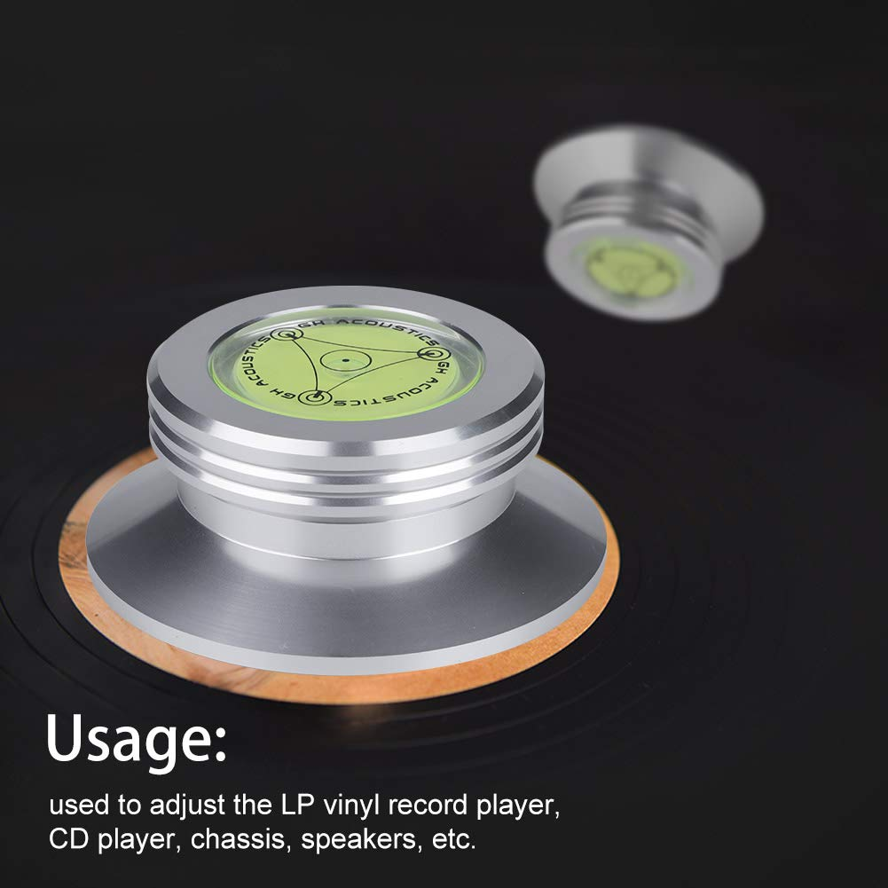 Diyeeni Disc Stabilizer Nuevo Black Alta precisión Record Weight ...