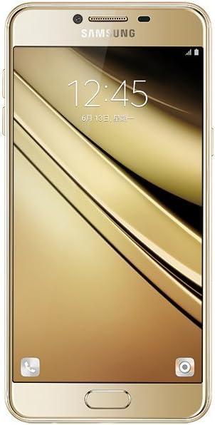 Smartphone Samsung C5000 Galaxy c5 4G 32Gb Dual-Sim Oro: Amazon.es ...