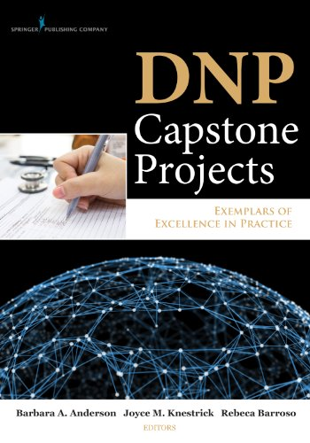 DNP Capstone Projects: Exemplars of Excellence in Practice Pdf