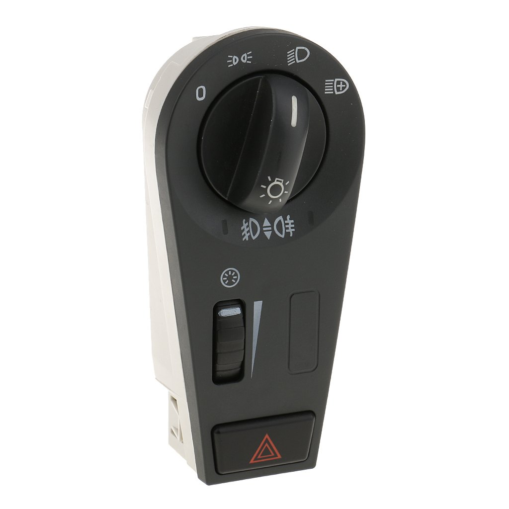MagiDeal Headlight Fog Light Lamp Switch For Volvo Truck FH12 FM12 FM9 20942844 20466306