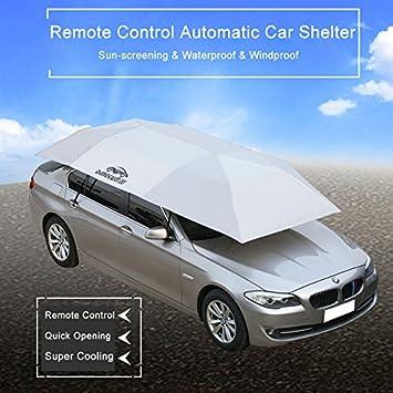 FirnFose Nueva apertura rápida Automatic Sun shelters de control remoto de coches tienda anti - UV