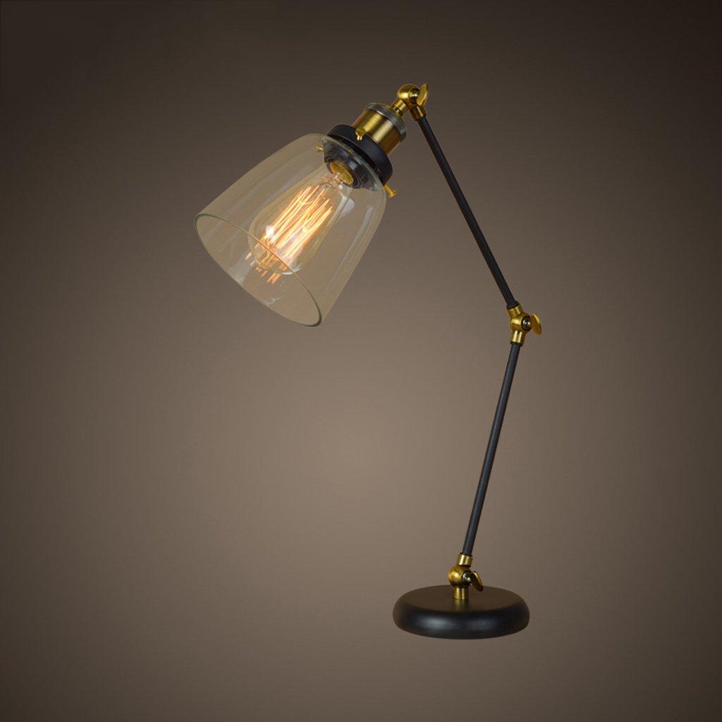 Amerikanische Lampe Retro industriellen Wind Schlafzimmer Nachttischlampe kreative lange lange lange mechanischen Arm Arbeit Lesen B01MFXOSWK | Primäre Qualität  56b909
