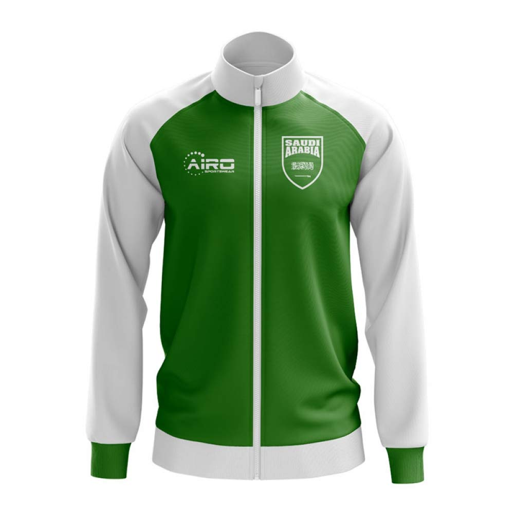 Airo Sportswear Saudi Arabia Concept Football Track Jacket (Grün)