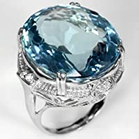 Fashion Women 925 Silver Green Tourmaline Ring Wedding Bridal Jewelry Size 6-10#by pimchanok shop (10)