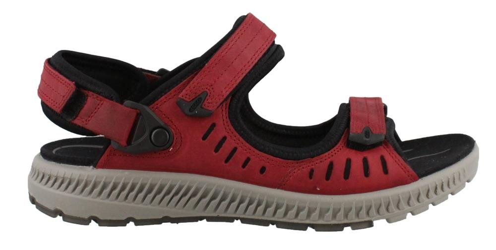 ECCO Women's Terra 2S Athletic Sandal, Brick, 39 EU/8-8.5 M US