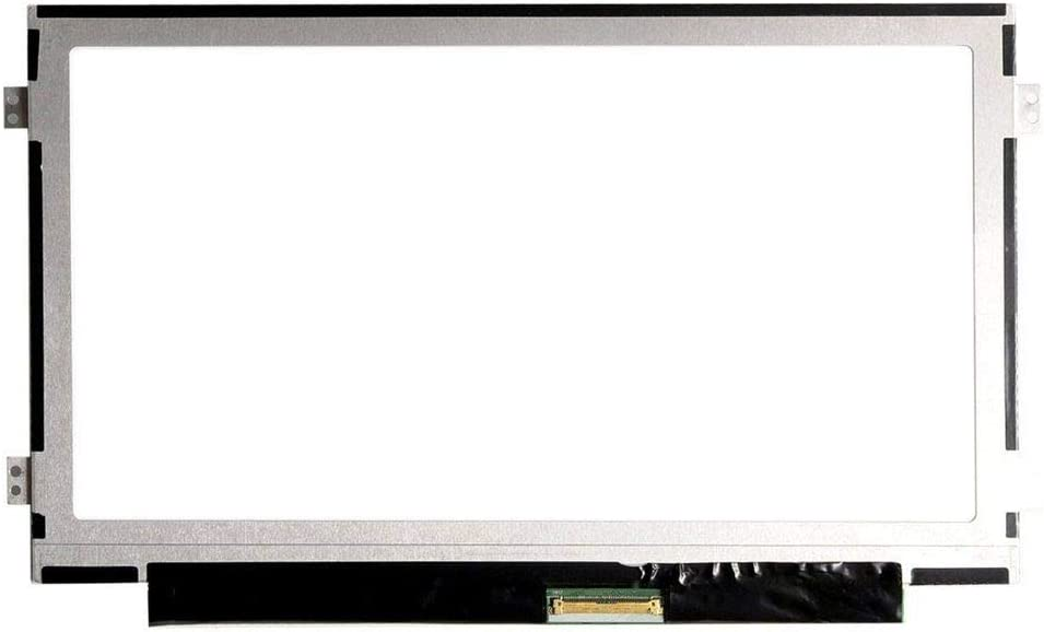 "HUAHAI 10.1"" WSVGA LED LCD Screen 40 Pins for Acer Aspire One D255, D255E, D257, D260, PAV70 (Max. Resolution:1024 x 600)"