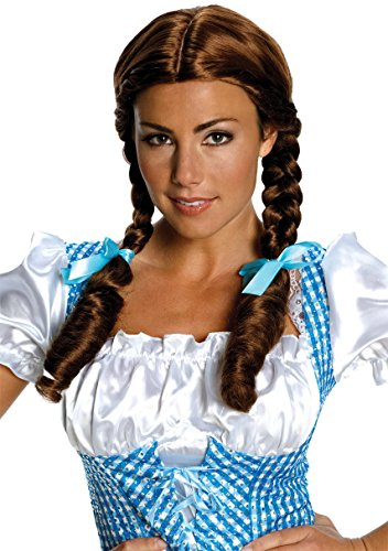 Dorothy Wizard Of Oz Wig (Adult Deluxe Dorothy Wig - Wizard of Oz)