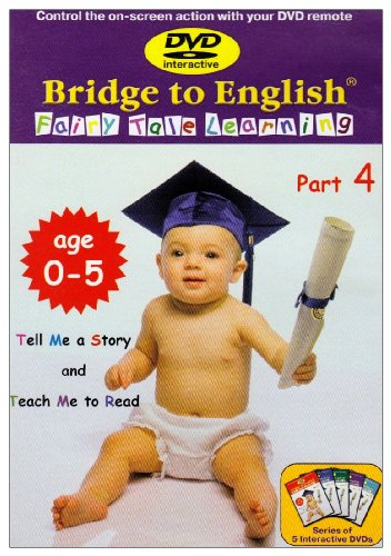 Bridge to English - Fairy Tale Learning Part 4 [Import anglais]