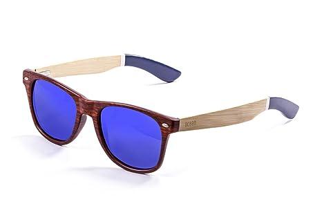 Ocean Sunglasses Beach Gafas de Sol Bamboo Brown Frame/Wood ...