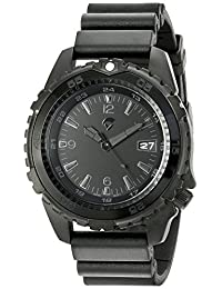 St.Moritz Watch Group Men's 1M-DV66B8B DEEP 6 VISION Analog Dive watch, with exploding date Watch