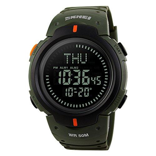 Bounabay Digital Multifunction Sports Compass