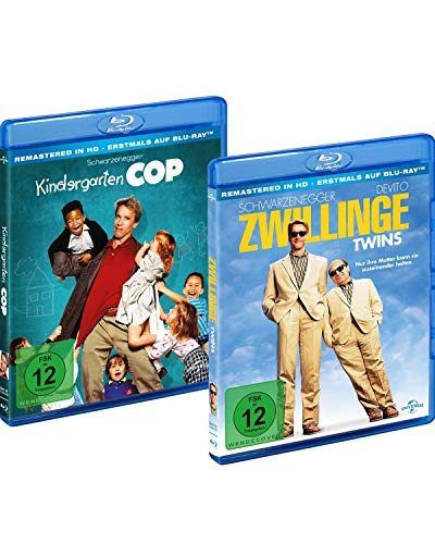 kindergarten cop blue ray - 3