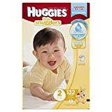 Huggies Little Snugglers Diapers, Size 2, 132 Count (Packaging May Vary) by Huggies
