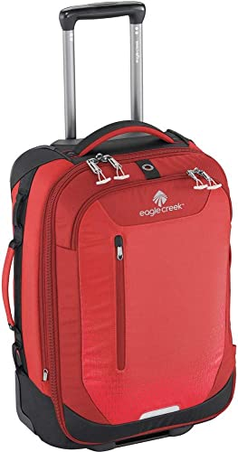 Eagle Creek Expanse 21.75 ExpandableTwo Wheel Carry On – Volcano Red