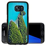 Luxlady Premium Samsung Galaxy S7 Edge Aluminum Backplate Bumper Snap Case IMAGE ID 25999575 Top view of Ang Thong National Marine Park in Koh Samui Thailand offers