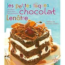 PETITES TOQUES CHOCOLAT LENOTRE