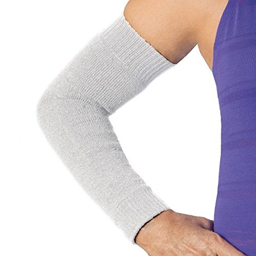 Limbkeepers Non-Compression Protective Sleeves Arm - Regular (White)