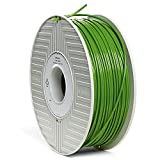 Verbatim 3D Printer Filament - PLA High-Grade 3mm 1kg Reel - Widely Compatible with 3D Printers - Green