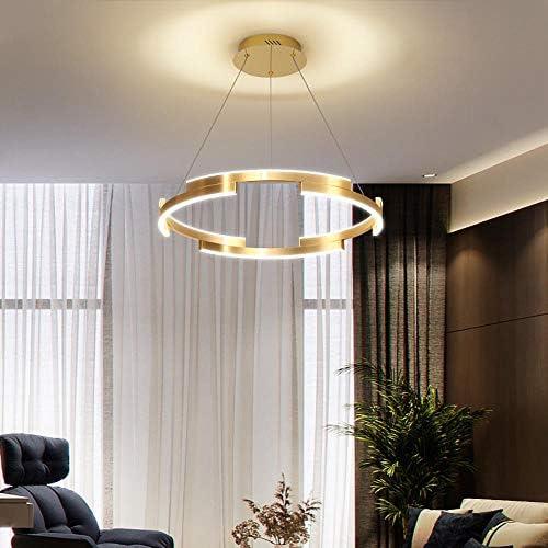 Pendant lamp ring type modern minimalist modern living room modern