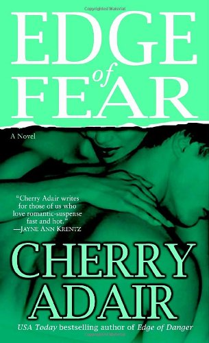 book cover of Edge of Fear