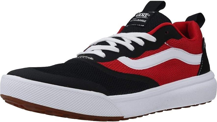 Vans Ultrarange Rapidweld Shoes Two Tone BlackRed