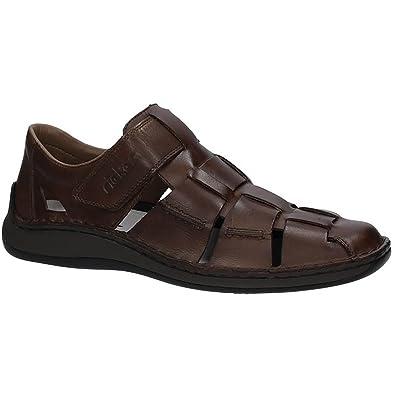 3c41d9cb6e2f Rieker Bond Mens Wide-Fit Fisherman Casual Shoe  Amazon.co.uk  Shoes ...