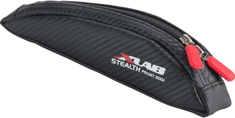 XLAB Stealth Pocket 500 Frame Bag Black