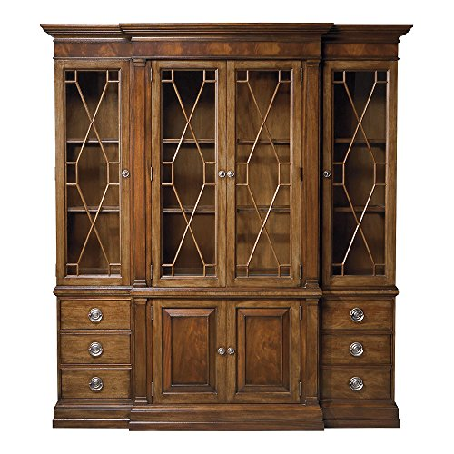 Ethan Allen Wooster China Cabinet, Saratoga by Ethan Allen