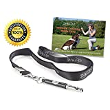 IMK9 Dog Training Whistle - Free eBook and Lanyard Necklace - Small and Large Dogs Obedience Kit - Train Your Pet from Barking and Make Dogs Come to You - Completely Safe and Humane - Great Gift