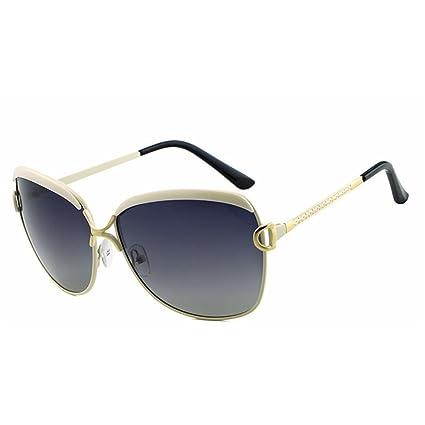 LBY Gafas De Sol Polarizadas De Las Gafas De Sol Retro De Las Gafas De Sol