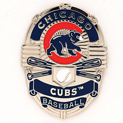 MLB Chicago Cubs 56067061 Collector Pin Jewelry Card