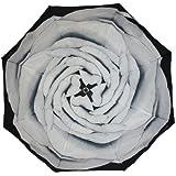 PealRa White Rose Super Mini Umbrella