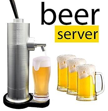 Skywin portátil grifo de cerveza – cerveza Foamer sistema pours proyecto de cerveza de la lata
