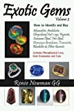 Exotic Gems, Renee Newman, 0929975456
