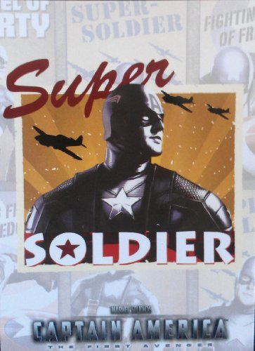2011 Upper Deck Captain America Movie Trading Card - #P-4