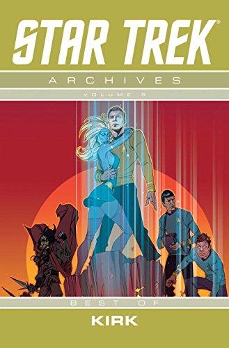 Download Star Trek Archives Volume 5: The Best of Kirk pdf