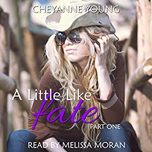 A Little like Fate Audiobook