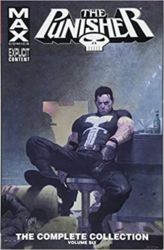 Amazon.com: Punisher Max: The Complete Collection Vol. 6 ...