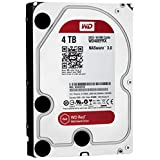 Western Digital WD40EFRX 4 TB WD Red, 3.5 inch, SATA III 5400 RPM 64 MB Cache Bulk/OEM NAS Hard Drive