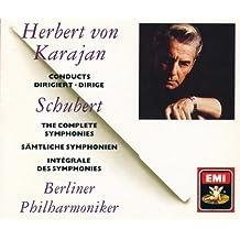 Schubert: Complete Symphonies by Karajan