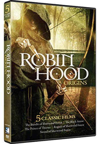 - Robin Hood Origins - 5 Film Collection