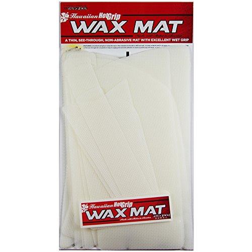 SurfCo - Wax Mat Kit - 9'0'' surfboard, no mess surfboard wax alternative by Surfco Hawaii